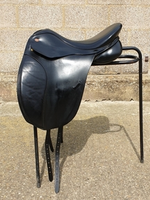 Kent & Masters High Wither Dressage Saddle in VGC