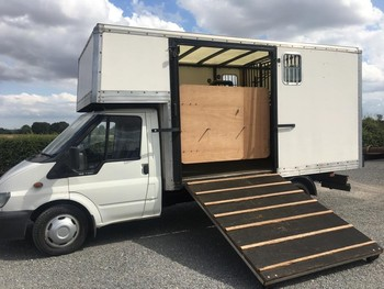 Horsebox - 3.5T - FORD - Recently Converted - very spacious