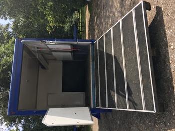 7.5 tonne MAN horsebox for sale