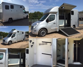 3.5t Trevett & Smith horsebox