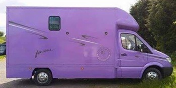 Absolutely First Class Mercedees 3.5t Horsebox For Sale