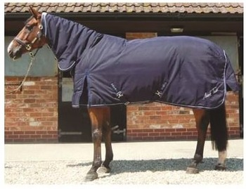 5'9 Heavyweight Stable Rug (Mark Todd) - Excellent condition