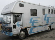 12 Ton Volvo FL6 Coach built by Chaighley. Stalled for 4 with full luxury living... VERY SMART