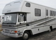DAF 45 150 Oakley Supreme. Stalled for 3 with full luxurious living.. BEAUTIFUL HORSEBOX