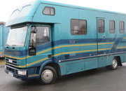 Iveco Eurocargo 7.5 Ton Oakley Supreme. Stalled for 4 with smart luxury living.. Only 43,152 Miles from new!