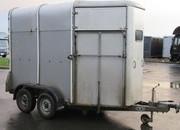 2008 Ifor Williams 505 Horse trailer..