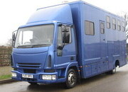 2007 Iveco Eurocargo 75E17 Professional R S conversion. Stalled for 3/4 with smart living area. Full tilt cab