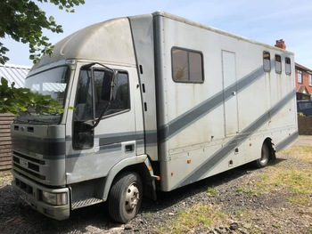 7.5t Ford Iveco