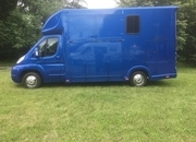 ASCOT 2 ,  3.5Ton , Peugeot Boxer 63 Reg,£ 32,950. Electric Pack, Sat Nav and Air con, Bluetooth, Long stall stallion padded partition, Weekender Body, Sleeps 2