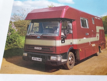 J Ford Iveco