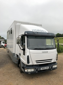 Iveco 2005 2/3 Horse