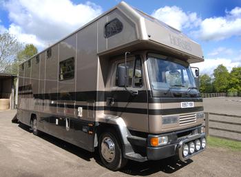 Super 12t DAF 180TI Horsebox
