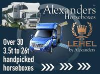 Alexanders Horseboxes